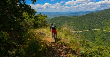 mountain biking oaxaca mex