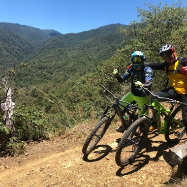 mountain bike tour in oaxaca mexico