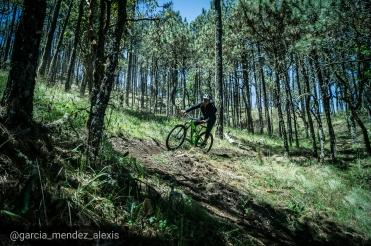 mountain biking oaxaca mtb trail