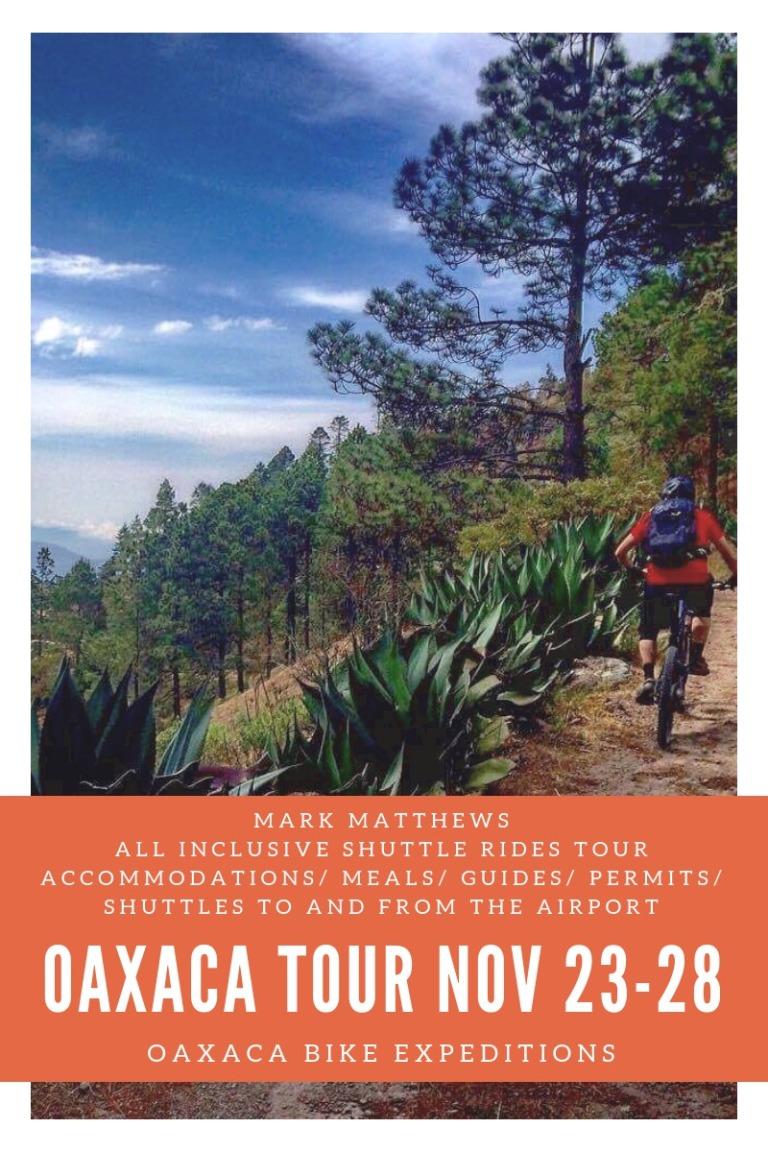 Oaxaca tour nov 23-28