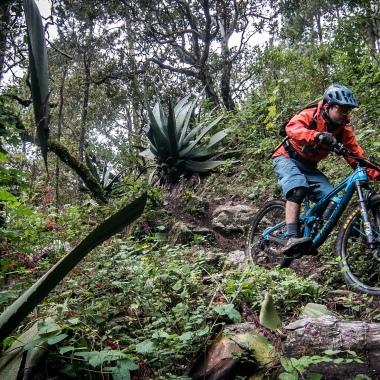 OAXACA MOUNTAIN BIKING MTB